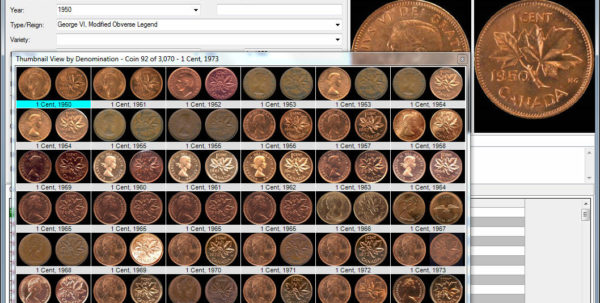 Coin Collection Spreadsheet Inside Coin Collecting Software  Ezcoin From Softpro