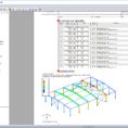 Cold Formed Steel Design Spreadsheet Intended For Steel Ec3: Steel Design Acc. To Eurocode 3 Ec 3  Dlubal Software