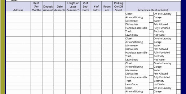 College Comparison Spreadsheet Within 13  College Comparison Worksheet  Resumepackage