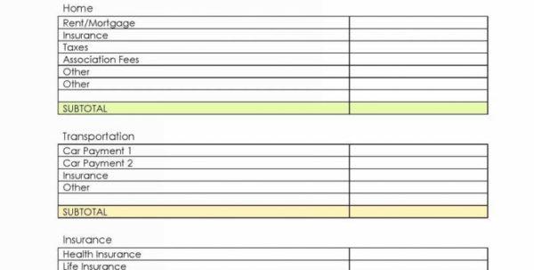 College Student Expenses Spreadsheet Regarding Student Budget Spreadsheet College Template Monthly Worksheet