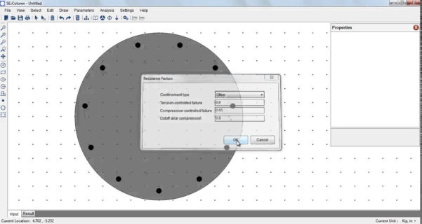 Column Design Eurocode 2 Spreadsheet Throughout Fresh Concrete Column Design New Reinforced Jacketing Detail You