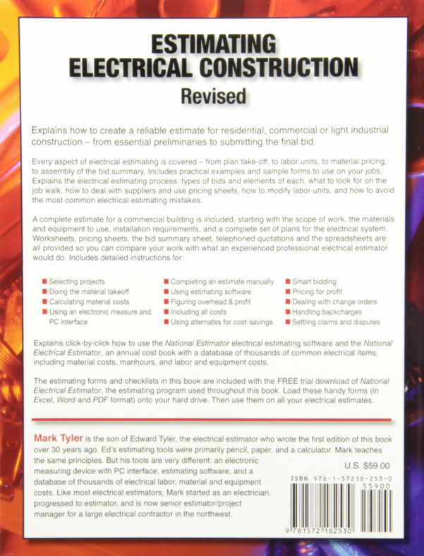 Commercial Electrical Load Calculation Spreadsheet Intended For Free Electrical Estimating Spreadsheet Picture Of Residential