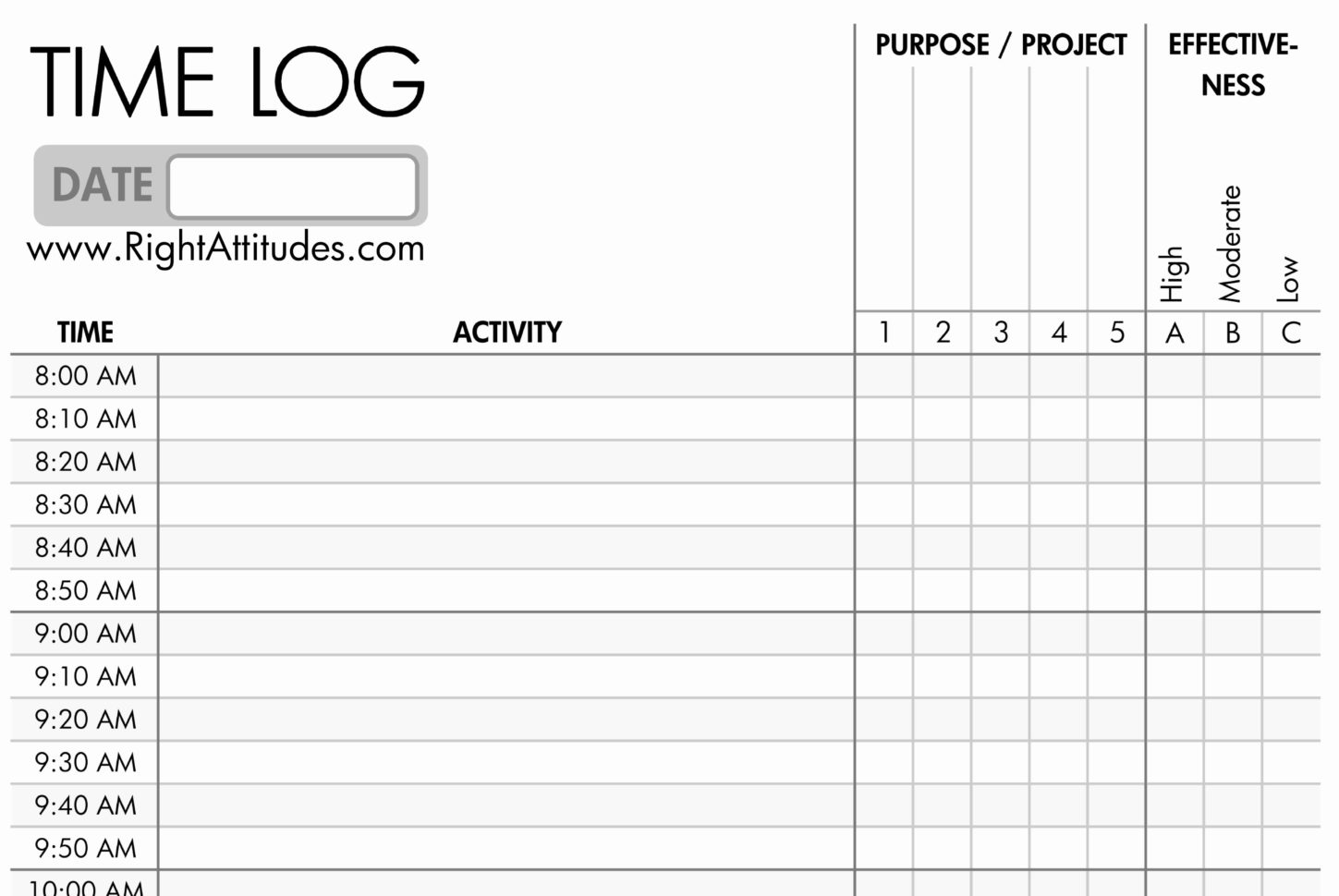 Comp Time Tracking Spreadsheet Download Intended For Comp Time Tracking Spreadsheet Download Project Template Employee
