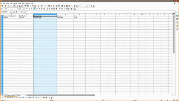 Company Accounts Spreadsheet Template Within Business Expense Spreadsheet Template Free Payroll Spreadsheet For