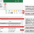 Compare 2 Excel Spreadsheets For Best Tool To Compare Excel Files And Databases.  Synkronizer Excel
