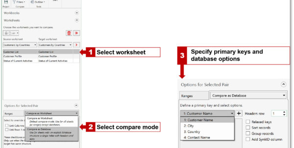 Compare Two Excel Spreadsheets Within Compare Two Excel Files, Compare Two Excel Sheets For Differences