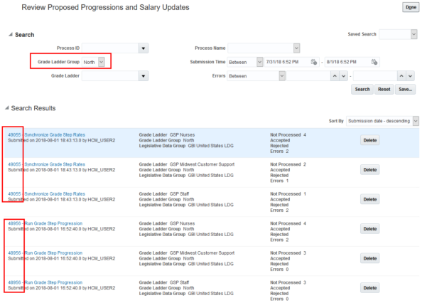 Compensation Analysis Spreadsheet Within Oracle Workforce Rewards Cloud R13 Updates 18A  18C