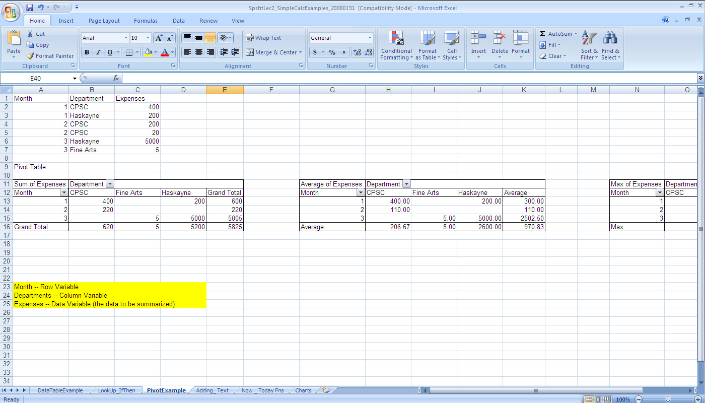 Complex Excel Spreadsheet Examples With Complex Excel Spreadsheet Examples  Spreadsheet Collections