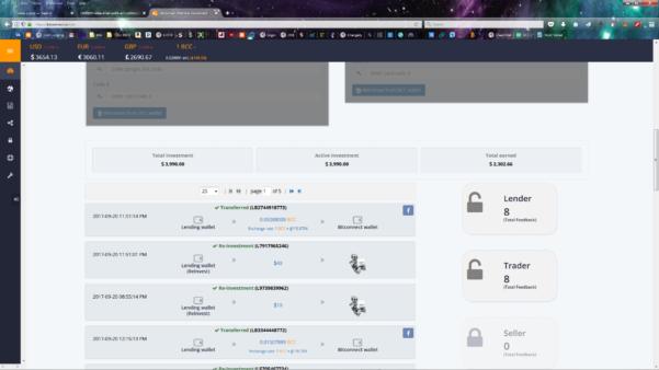 Compound Interest Spreadsheet Bitconnect Inside Bitconnect Update! Day 77 — Steemit