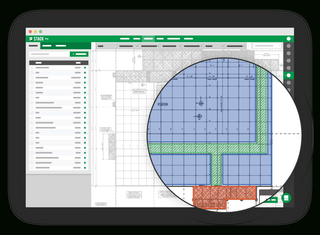 Concrete Slab On Grade Design Spreadsheet In Concrete Estimating And Takeoff Software  Stack