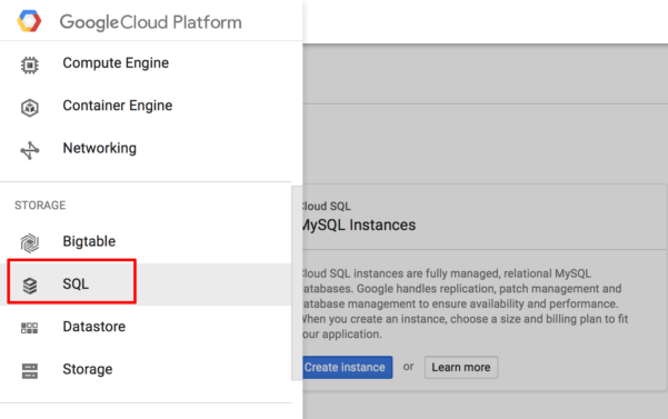 Connect Database To Google Spreadsheet Throughout Migrate Your Application Database To Google Cloud Sql
