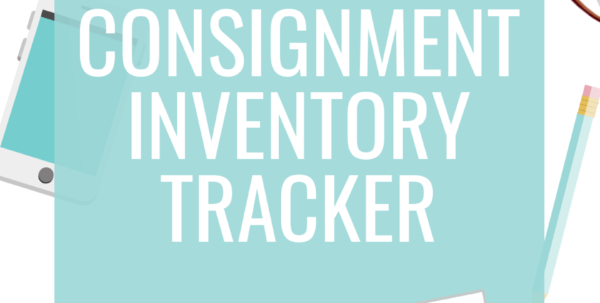 Consignment Spreadsheet Template Inside Consignment Inventory Tracking Spreadsheet  Made Urban