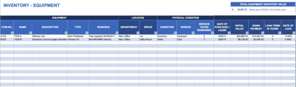 Consignment Spreadsheet Template Within Free Excel Inventory Templates With Consignment Inventory Tracking