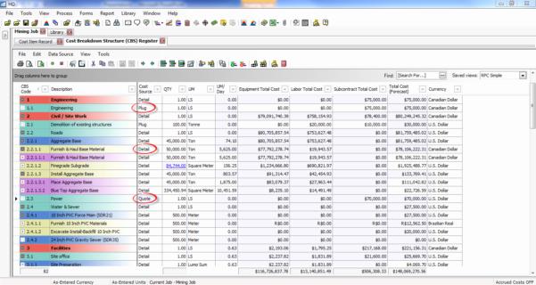 Construction Cost Breakdown Spreadsheet Regarding Excel Spreadsheet For Construction Estimating Then Construction Cost