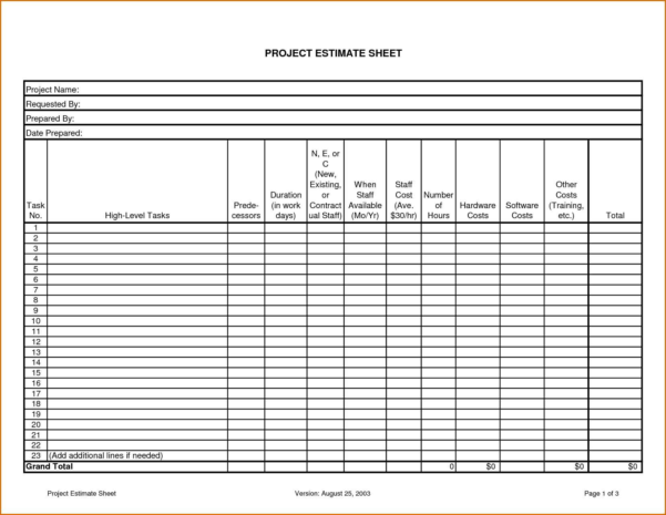 Construction Material Spreadsheet Pertaining To 9 New Construction Material Tracking Spreadsheet  Twables.site
