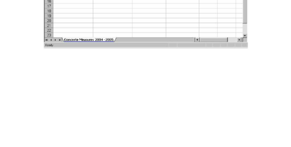 Construction Project Spreadsheet For Example Of Spreadsheet Record Used On Construction Project