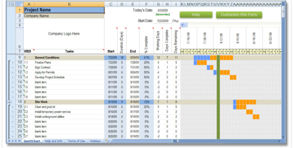 Construction Project Tracking Spreadsheet Pertaining To Excel Templates For Construction Project Management Sample