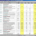 Construction Spreadsheet Examples With Regard To Spreadsheet Examples House Hunting Excel Elegant Template Property