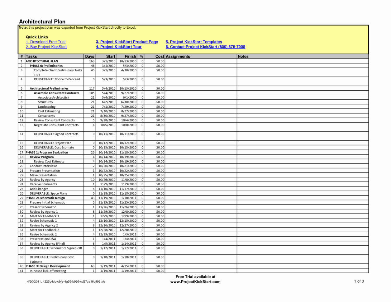 Construction Spreadsheet Templates Free Inside Project Management Excel Templates Free Download Awesome Time