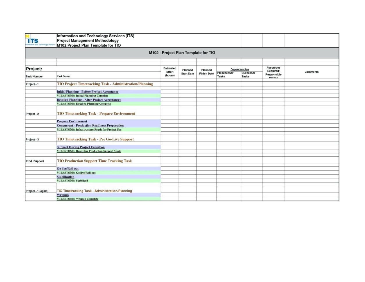 Construction Spreadsheet Templates Free Throughout Project Management Spreadsheet Templates Sample Free Construction