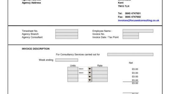 Consultant Billable Hours Spreadsheet With Monthly Invoice Template How Do I Get On A Car Or Bill Sample