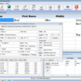 Contact Management Spreadsheet Pertaining To Features – Donorquest Fundraising Software