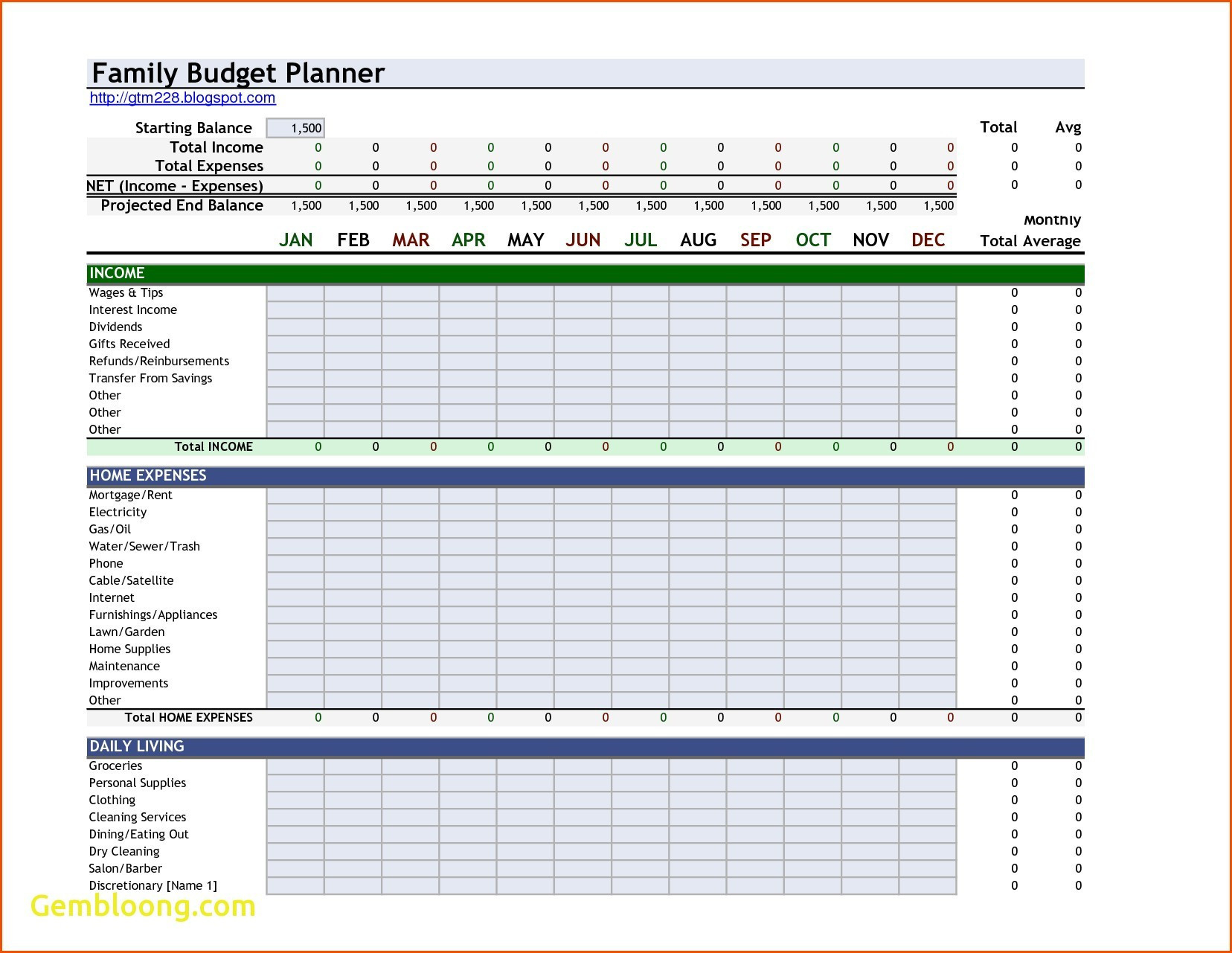 Calendar Monthly Rent Calculator : Spreadsheet download page kitchen remodel excel