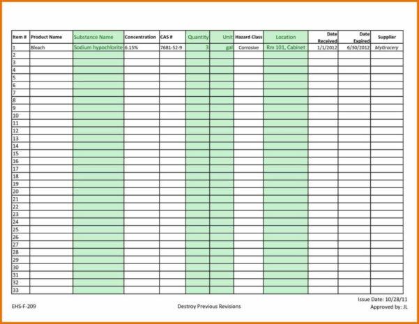 contract renewal tracking spreadsheet printable spreadshee