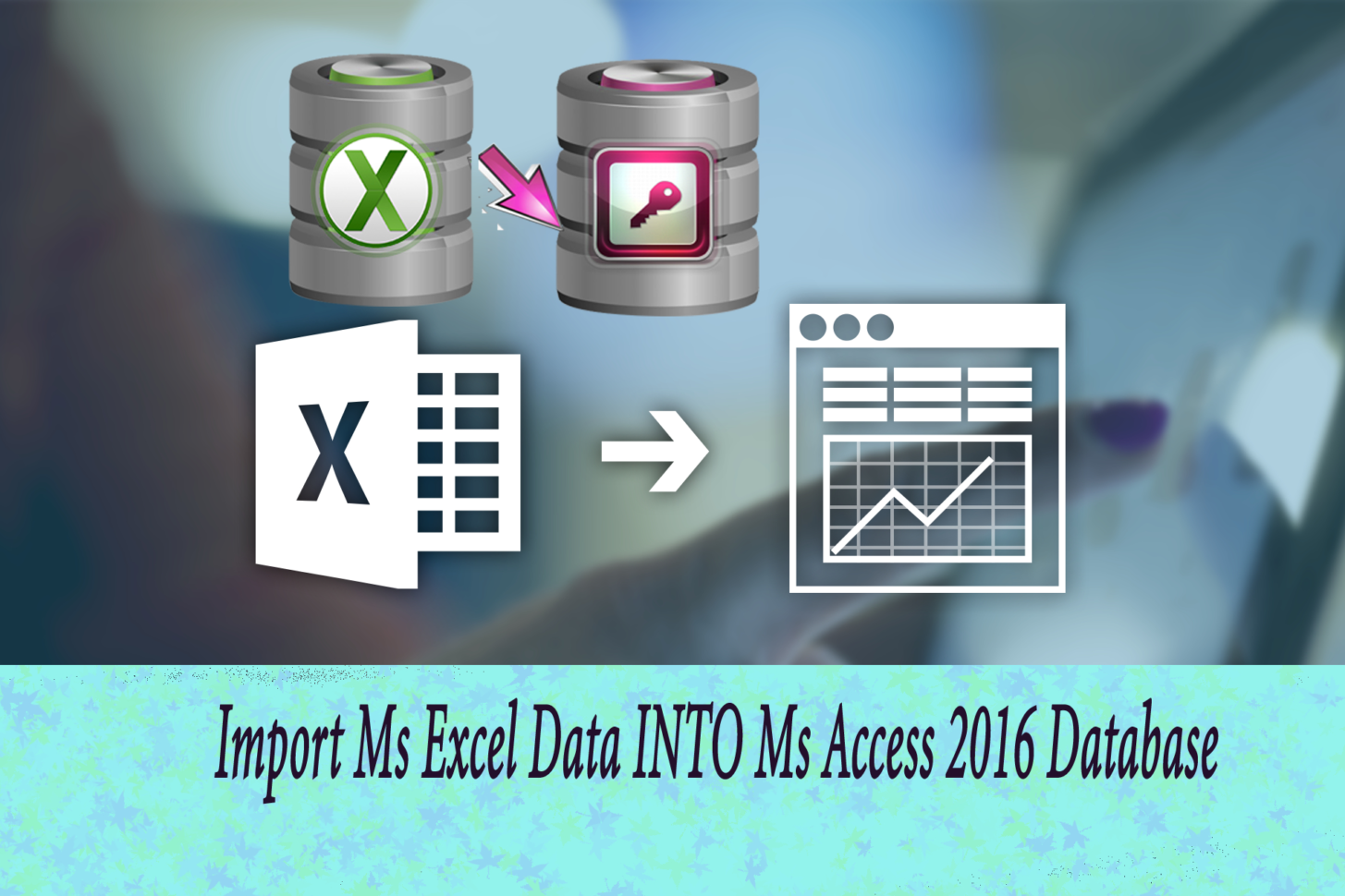 Convert Excel Spreadsheet To Access Database 2016 Inside How To Import Or Link Ms Excel Data Into Ms Access 2016/2013/2010
