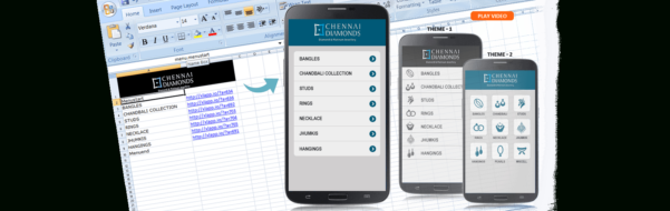 Convert Excel Spreadsheet To Android App Free Regarding Convert Excel To Android App  Xlapp