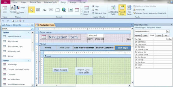 Convert Excel Spreadsheet To Database In Convert Excel Spreadsheet To Access Database 2010 For Excel To