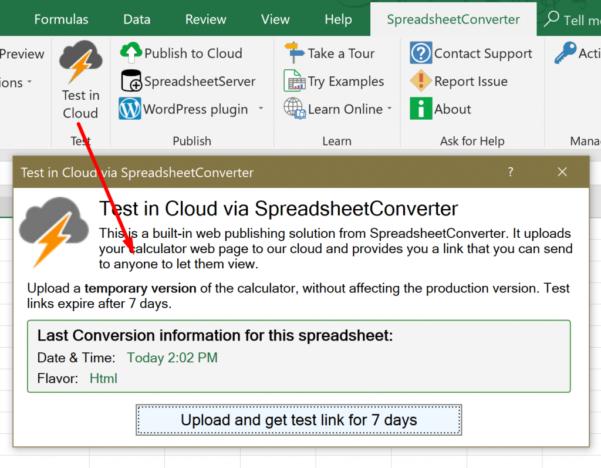 Convert Excel Spreadsheet To Html Calculator Intended For Example Of Convert Excel Spreadsheet To Html Calculator Help Publish