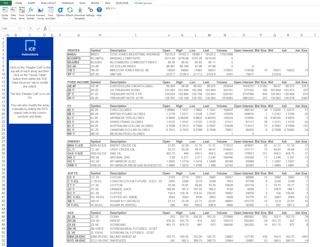 Convert Excel Spreadsheets Into Web Database Applications Within Ice Excel Addin Templates