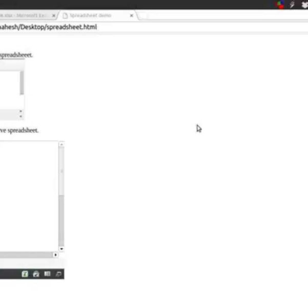 Convert Google Spreadsheet To Html Intended For Convert Spreadsheet To Interactive Web Page Google Excel Publish
