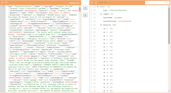 Convert Json To Spreadsheet Intended For Converting Json Into Excel Table  Fme Knowledge Center