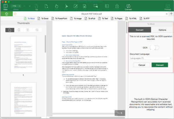 Convert Pdf To Spreadsheet Mac Throughout How To Import Pdf To Excel