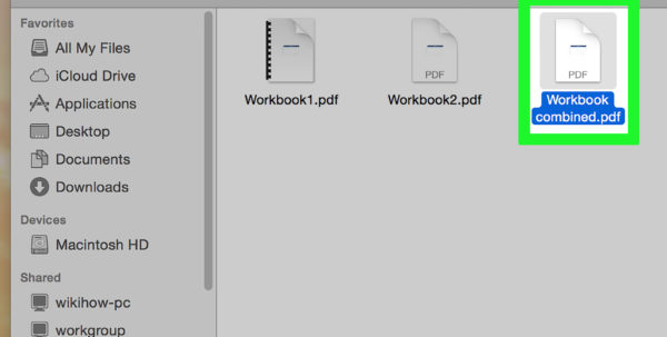 Convert Pdf To Spreadsheet Mac Within 2 Easy Ways To Convert Excel To Pdf  Wikihow