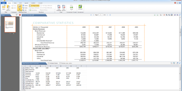 Convert Scanned Pdf To Excel Spreadsheet Regarding 10 Best Pdf To Excel Converters For Windows Free Download  Talkhelper