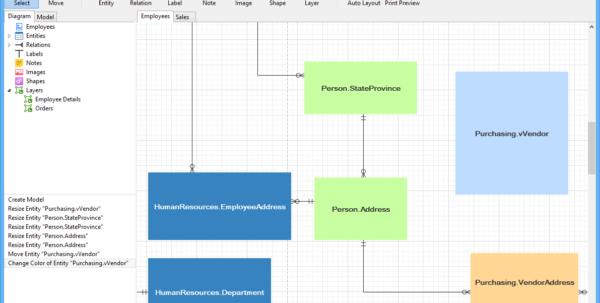Convert Spreadsheet To Database Intended For Navicat Data Modeler  Supreme Database Modeling And Design Tool