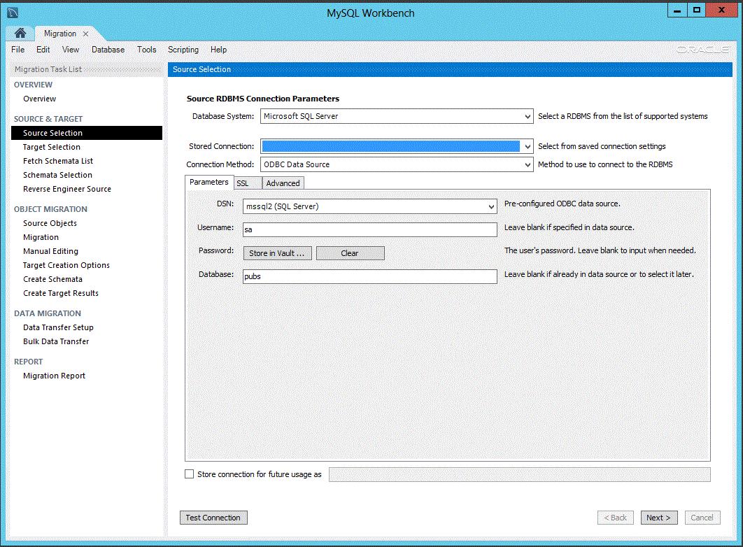 Convert Spreadsheet To Database Regarding Mysql :: Mysql Workbench: Database Migration