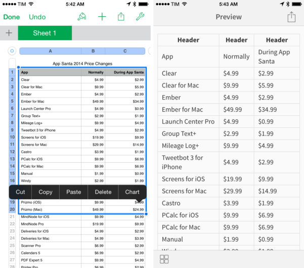 Convert Spreadsheet To Html With Regard To Workflow: Convert Spreadsheets To Multimarkdown Tables – Macstories