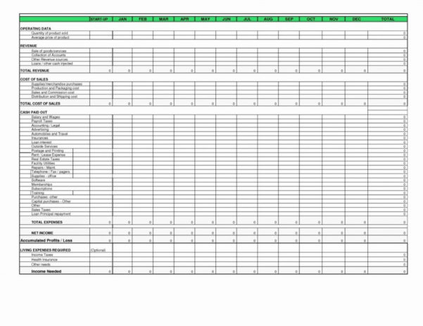 Cosmetic Formulation Spreadsheet Within 007 Plan Template Spreadsheet Examples Cosmetic Formulation Monthly