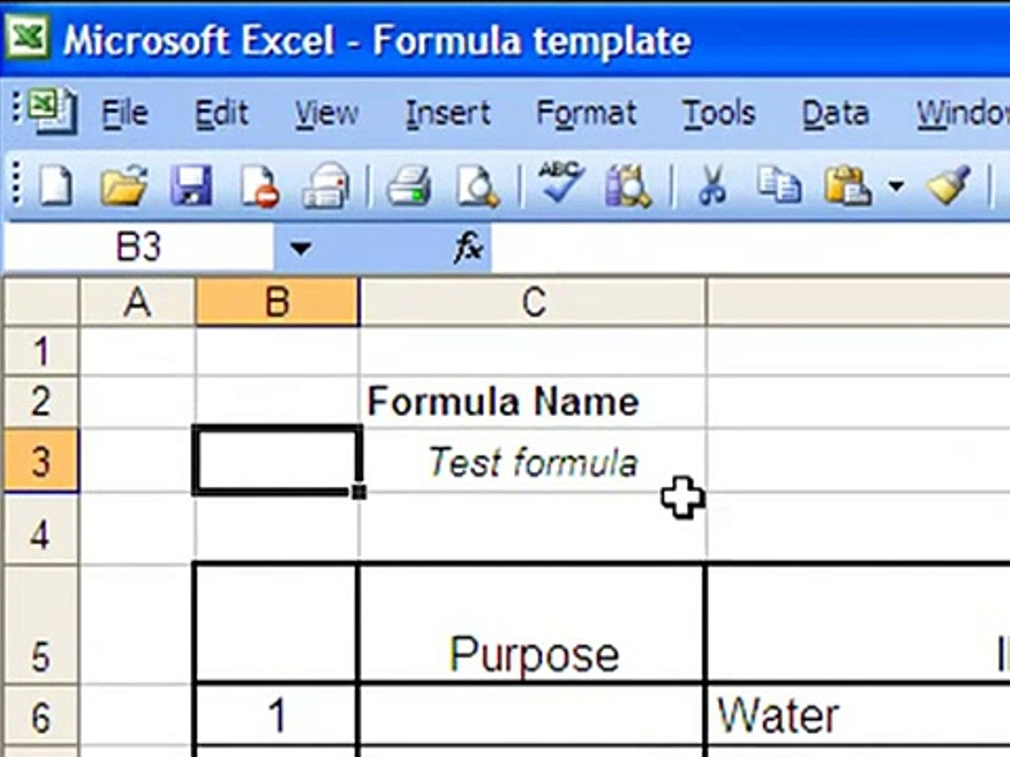 Cosmetic Formulation Spreadsheet Within Cosmetic Chemist Tips  Creating A Formulation Spreadsheet  Video