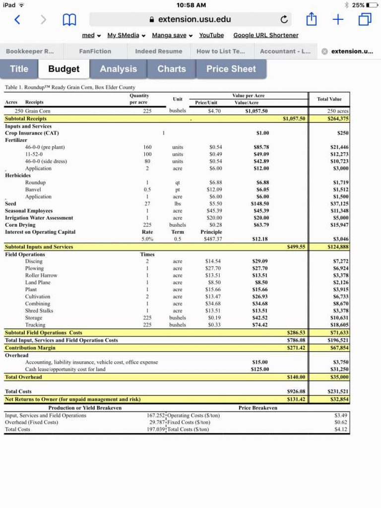 Cost Analysis Spreadsheet Regarding How To Make A Cost Analysis Spreadsheet Create Benefit Template