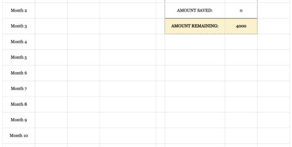 Cost Savings Tracking Spreadsheet Intended For Disneyland On The Cheap: Part 1  What It Costs And How To Afford