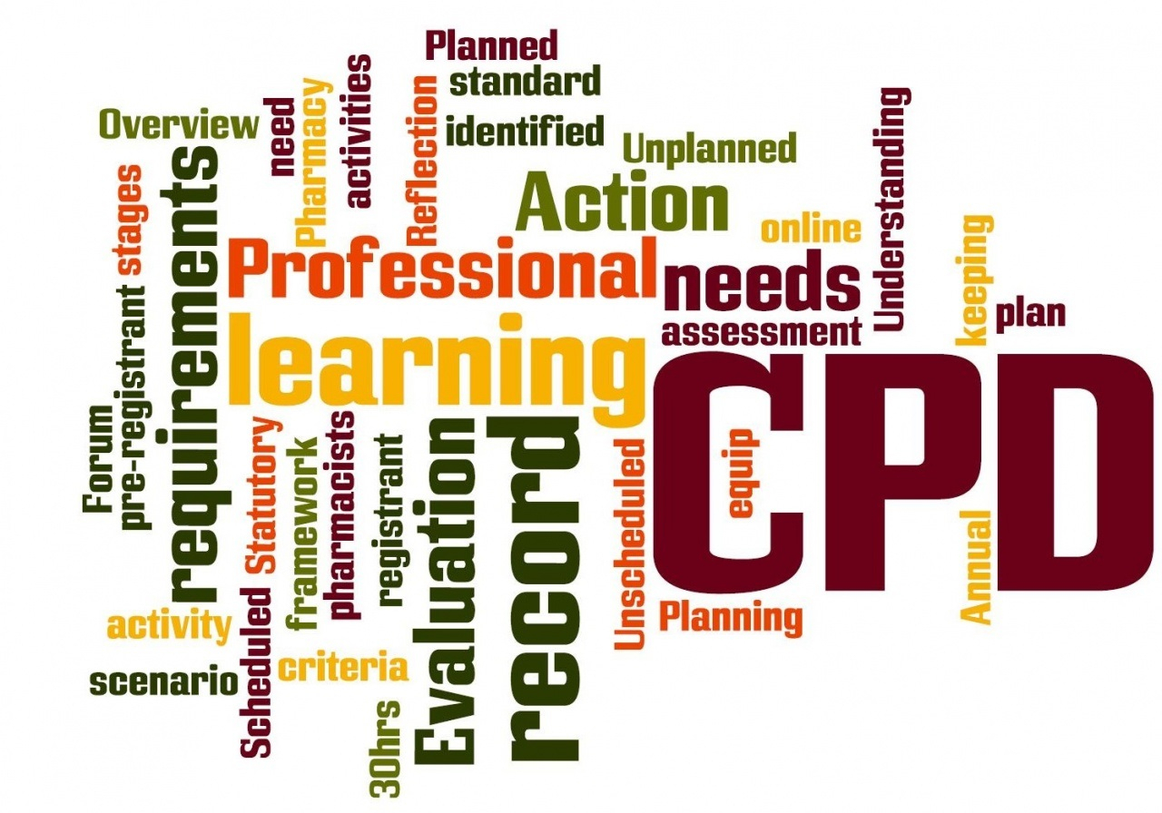 Cpd Recording Spreadsheet In Cpd  Continuing Professional Development  Iagre