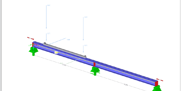 Crane Beam Design Spreadsheet In Structural Analysis  Design Software For Cranes And Craneways