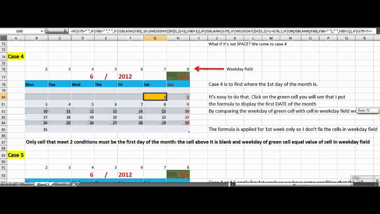 Create Calendar From Excel Spreadsheet Data With Create Calendar From Excel Spreadsheet Data On How To Make An Excel