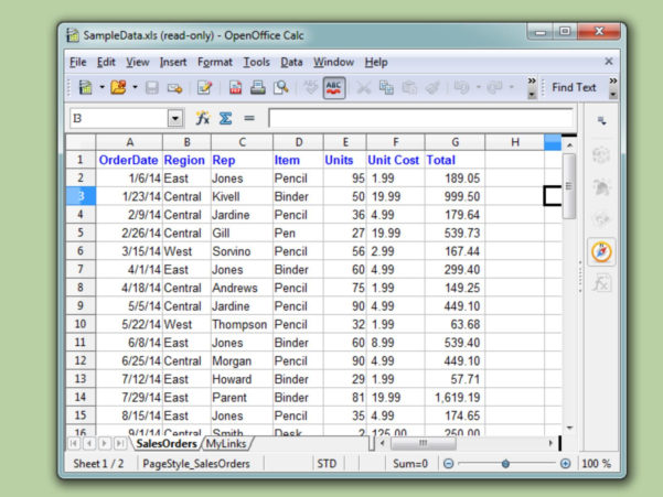 Create Database From Excel Spreadsheet Intended For Een Database Maken Van Een Excel Spreadsheet  Wikihow