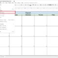 Create Google Spreadsheet Pertaining To How To Create A Free Editorial Calendar Using Google Docs  Tutorial